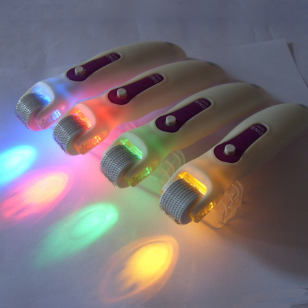 DNS SE LED Мезороллер, микроиглы 540шт. титановые 1мм