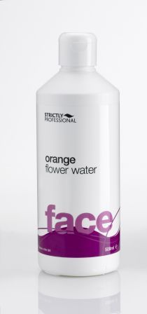 Лосьон Вода Цветка Апельсина 500мл Strictly Professional, Bellitas Англия