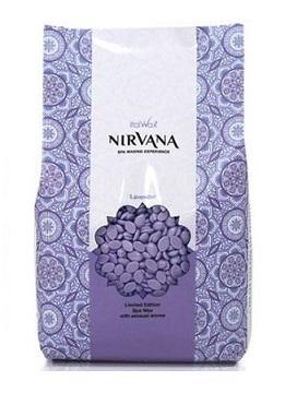 Воск горячий плёночный для депиляции ЛАВАНДА, Italwax Nirvana, в гранулах 1000гр