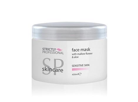Гель-маска Нежная для Чувствительной кожи Strictly Professional 450мл