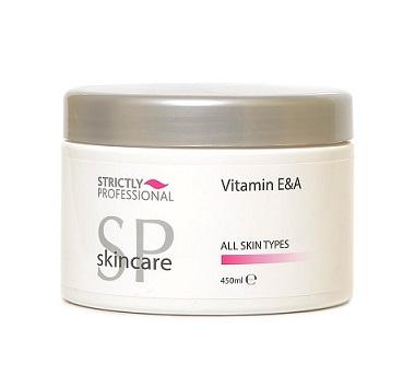 Крем с Витамином A&E Strictly Professional  450мл