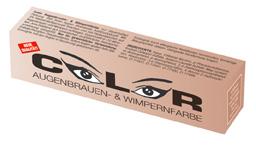 """Краска дял бровей и ресниц """"COLOR"""", 15 мл (светло-коричневый)"""