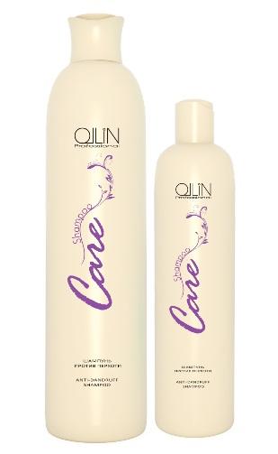 OLLIN CARE Шампунь против перхоти 1000мл/ Anti-Dandruff Shampoo 721234