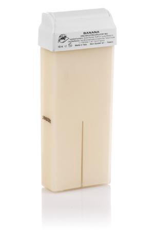 Trendy Воск для депиляции Ester TIO2 БАНАНОВЫЙ 100мл в кассете с роликом, Италия