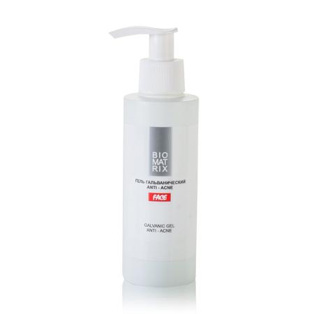 Гель Гальванический Anti-acne, Biomatrix, 150мл