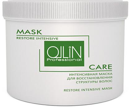 721388 OLLIN CARE Интенсивная маска для восстановления структуры волос 500мл/ Restore Intensive Mask