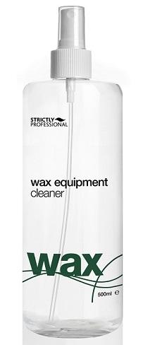 Очиститель воска с оборудования Strictly Professional 500мл, Англия