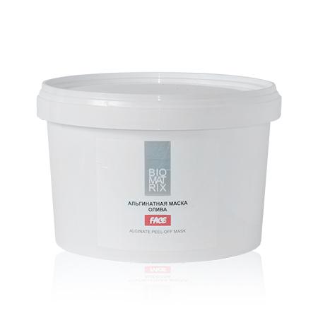 Маска Альгинатная пластифицирующая для лица ОЛИВА,Biomatrix, 800г