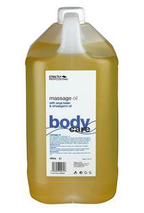 Масло Массажное с Растительным Протеином Strictly Professional 4 л, Bellitas Англия