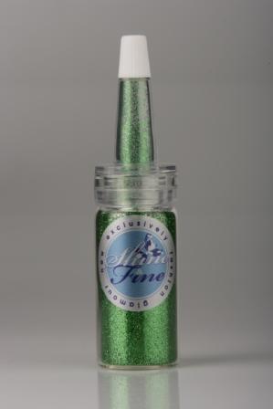 Shine & Fine блёстки травянисто-зелёные