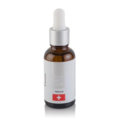 FERULIN Пилинг для лица с миндальной и феруловой кислотой 30мл, Biomatrix