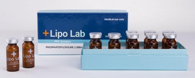 Липолитик Lipo Lab PPC Solution для тела, 1х10мл