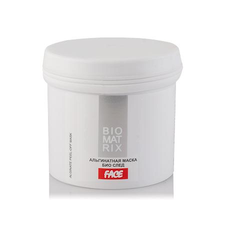 ВМ Альгинатная пластифицирующая маска для лица БИО СЛЕД,Biomatrix,100г