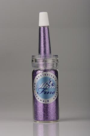 Shine & Fine блёстки темно-фиолетовые