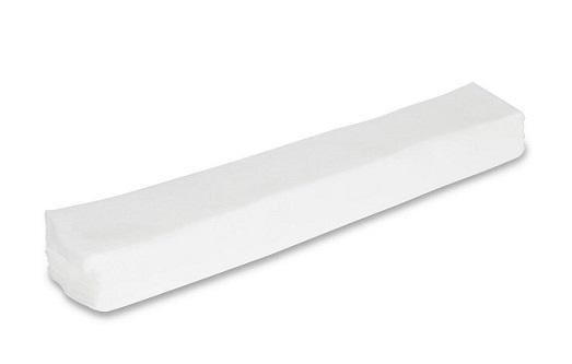 Воротники спанлейс белые 7х40см 100 шт/уп.