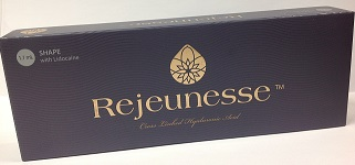 Филлер Rejeunesse Shape Lidocaine, 1,1мл. шт