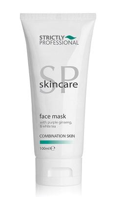 Маска Глубоко Очищающая для Жирной и Комбинированной кожи Strictly Professional 100мл