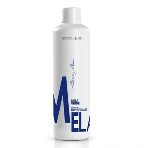 Шампунь Зелёное яблоко для всех типов волос MELLA VERDE 1000мл, Selective Professional Италия