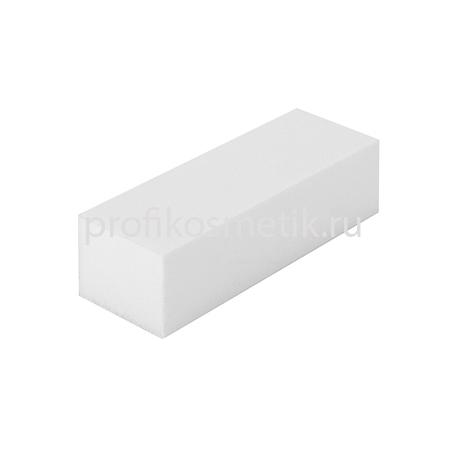 Блок Шлифовочный- белый (мелкий)