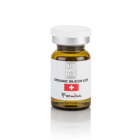 FarmLine Концентрат ОРГАНИЧЕСКИЙ КРЕМНИЙ 0,5%/ORGANIC SILICON0,5%, 6мл