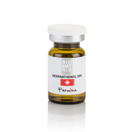 FarmLine Концентрат ДЕКСПАНТЕНОЛ 20% / DEXPANTHENOL 20%, 6мл