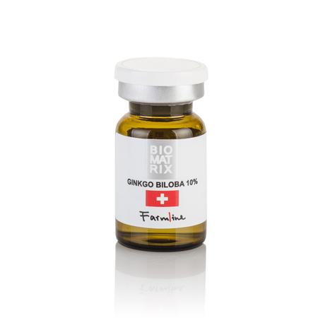 FarmLine Концентрат ГИНКГО БИЛОБА 10% / GINKGO BILOBA 10%, 6мл