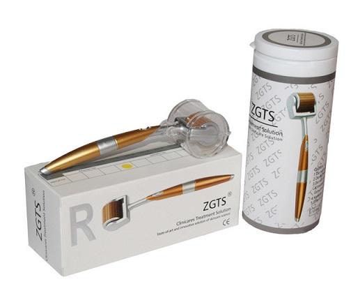 ZGTS Мезороллер, микроиглы 192шт. титановые 0,5/0,75/1мм
