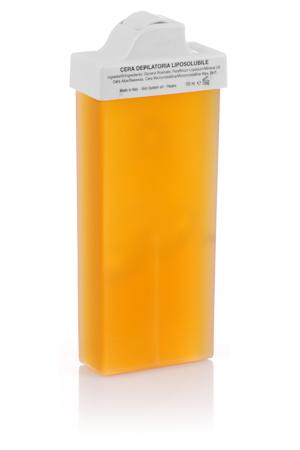 Trendy Воск для депиляции Ester ЖЁЛТЫЙ (Медовый) 100мл в кассете с маленьким роликом